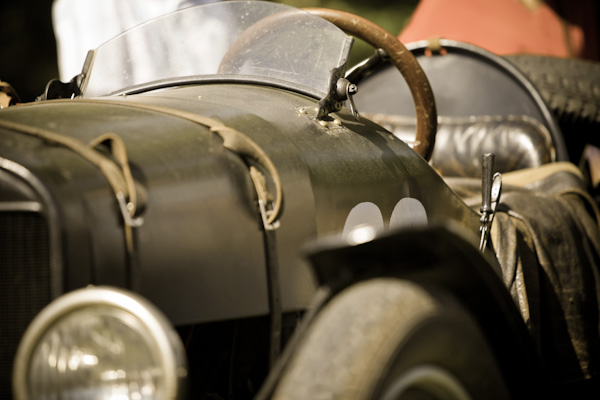 Old Ford Racer
