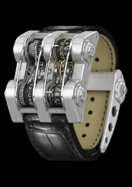 Cabestan Winch Vertical Tourbillon