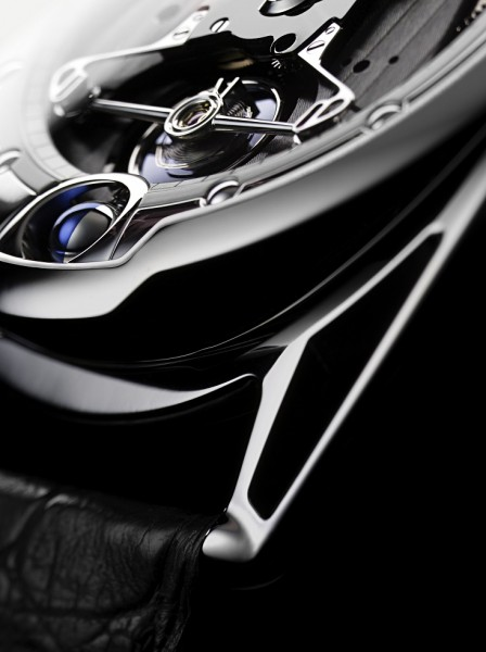 De Bethune DB28 close up